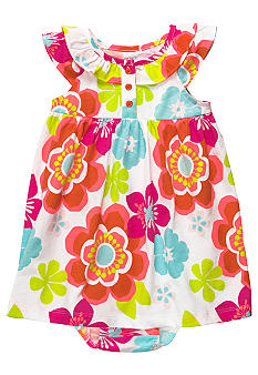 Carter's Floral 2-Piece Dress Set