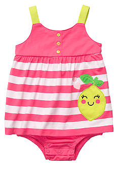 Carter's Lemon Sunsuit