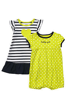 Carter's 2-Piece Dress Romper Set