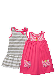 Carter's Striped Dress 2-pack Set