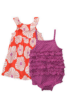 Carter's 2-Pack Sunsuit and Dress Set