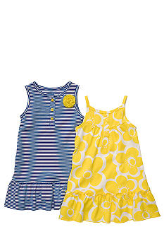Carter's Floral Dress 2-Pack Set