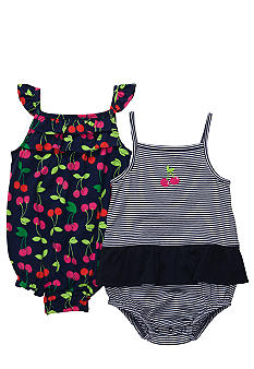 Carter's Stripe Sunsuits 2-Pack