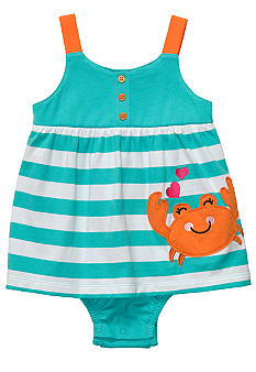 Carter's Crab Sunsuit