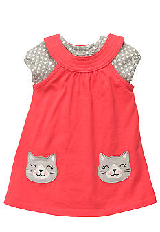 Carter's Kitten Jumper Set