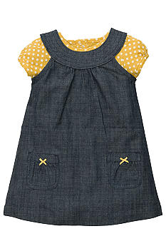 Carter's Chambray Jumper Set