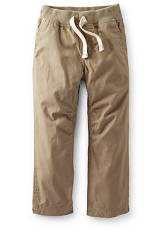 Carter's® Khaki Woven Pants