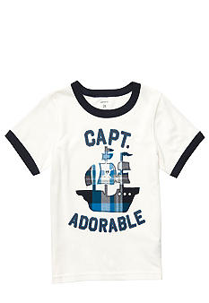Carter's Captain Adorable Tee