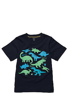 Carter's Dinosaur Screenprint Tee