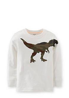 Carter's® Camo Dinosaur Tee