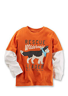 Carter's Rescue Wilderness Graphic Tee