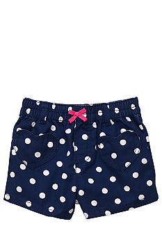 Carter's Navy Dot Short