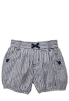 Carter's Navy Seersucker Shorts