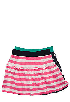 Carter's Striped Jersey Knit Skort