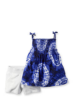 Carter's 2-Piece Tie Dye Short Set