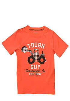"Carter's® ""Tough Guy"" Construction Tee Toddler Boys"