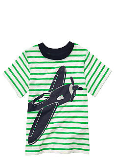 Carter's Stripe Plane Tee Toddler Boy