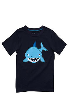 Carter's Shark Screenprint Tee Toddler Boy