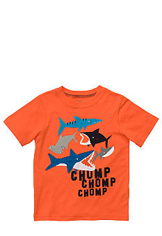 Carter's Shark Tee Toddler Boys