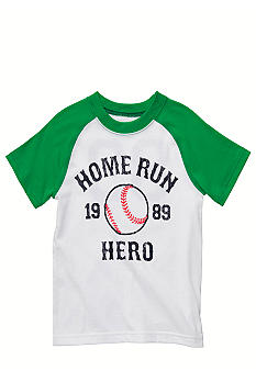 Carter's Home Run Raglan Tee Toddler Boy