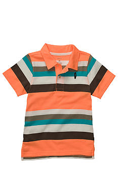 Carter's Stripe Polo Toddler Boys