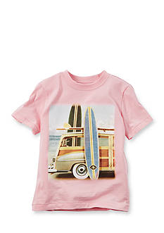 Carter's Wagon Tee Toddler Boys