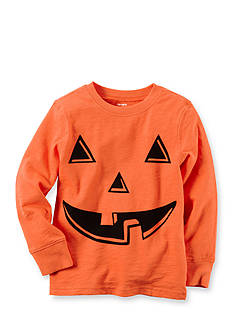 Carter's Toddler Long-Sleeve Pumpkin Tee