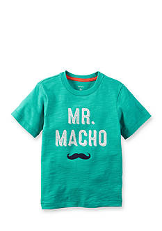 Carter's Mr. Macho Graphic Tee Toddler Boys