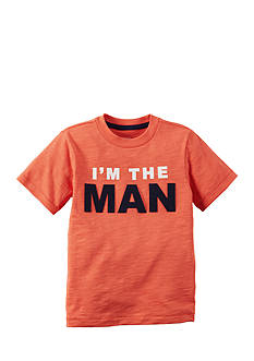 Carter's I'm The Man Tee Toddler Boy
