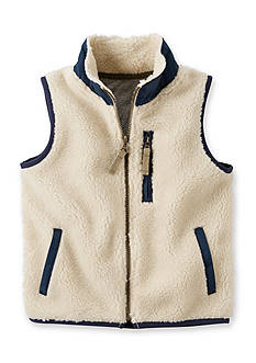 Carter's Toddler Sherpa Vest