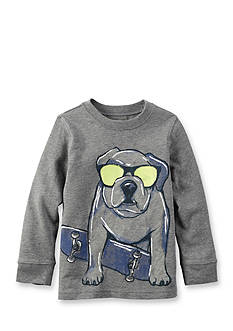 Carter's Dog Graphic Tee Toddler Boys