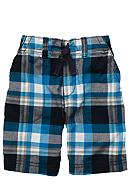 Carter's® Plaid Short Toddler Boys