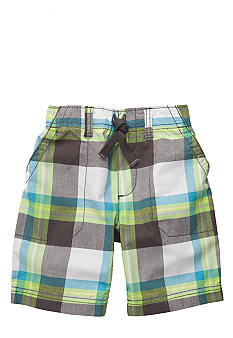 Carter's Plaid Shorts Toddler Boy