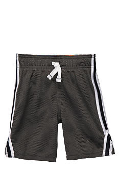Carter's® Gray Mesh Short Toddler Boy