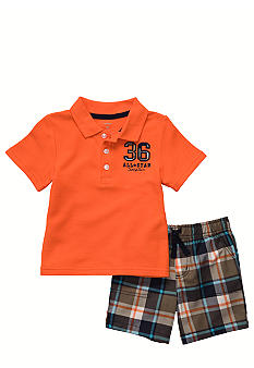 Carter's All-Star Daddy's Team Polo Set Toddler Boy