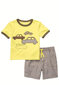 Carter's Car Short Set Toddler Boy