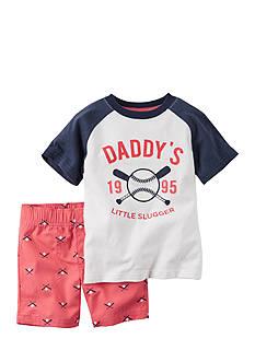 Carter's Daddy's Slugger Set Toddler Boys