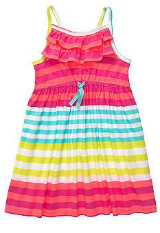 Carter's Stripe Dress Toddler Girls