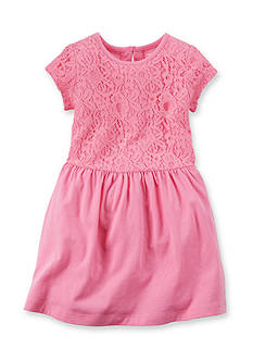 Carter's Lace Dress Toddler Girls