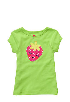 Carter's Strawberry Tee Toddler Girl