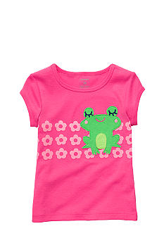 Carter's Frog Tee Toddler Girl