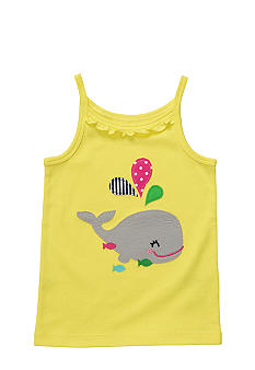 Carter's Whale Tank Toddler Girls