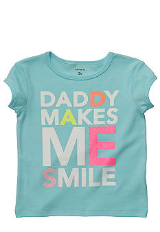 Carter's Daddy Tee Toddler Girls