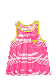 Carter's Stripe Tank Toddler Girls
