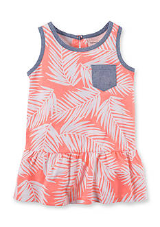 Carter's Printed Palm Tunic Toddler Girls