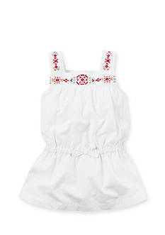 Carter's Embroidered Tunic Tank Top Toddler Girls