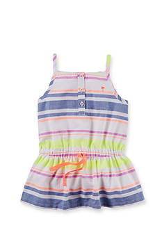 Carter's Multi Stripe Tank Top Toddler Girls