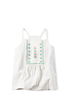 Carter's Embroidered Tank Toddler Girls