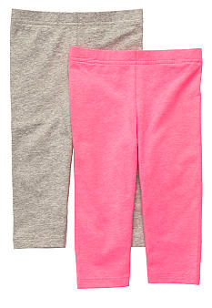 Carter's 2-Pack Essential Legging Set Toddler Girls Girls