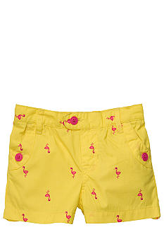 Carter's Flamingo Shorts Toddler Girls